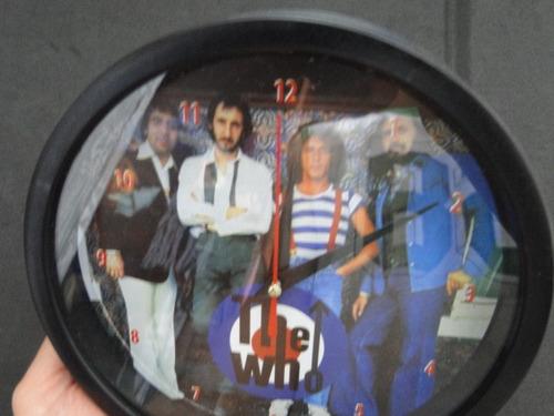 relogio   the  woo   20  x  20  cm  de  parede