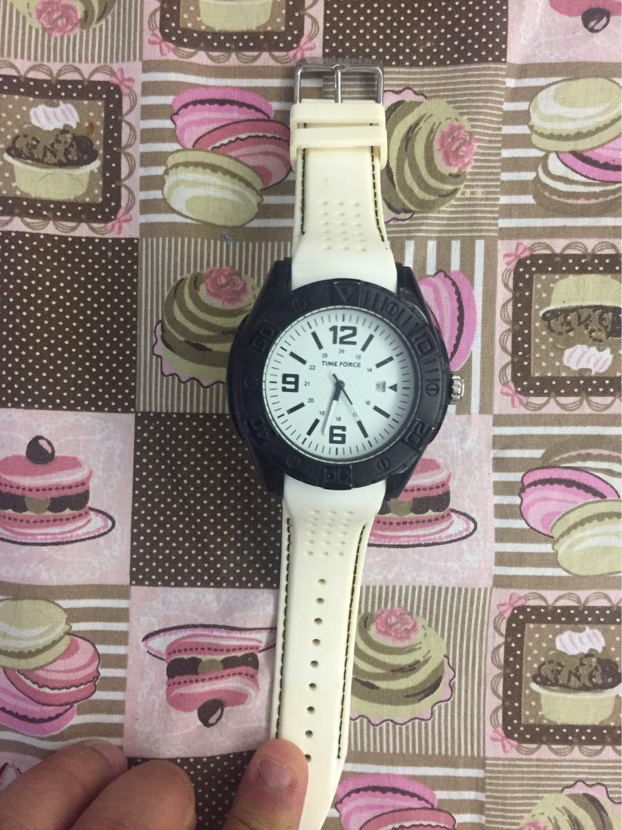 2e189f8a5b7 relógio - time force - original. Carregando zoom.