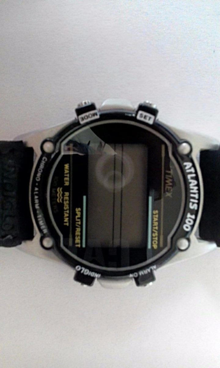 6a8510f736f relógio timex atlantis 100 original. Carregando zoom.