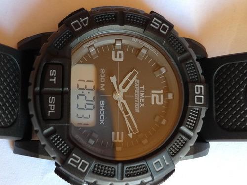 relógio timex expedition 200m