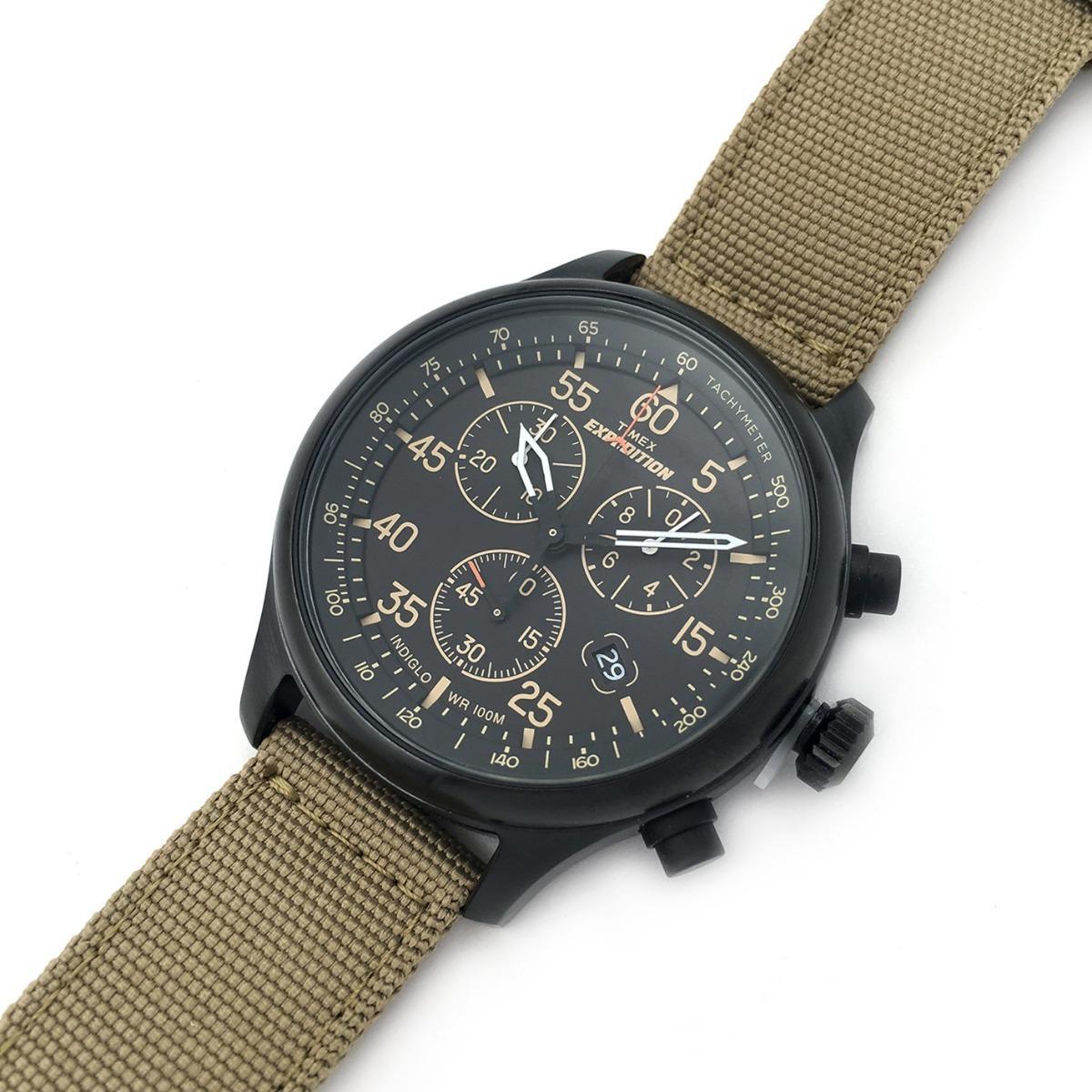 98010ac8bde relogio timex expedition cronografo t49905 tn frete gratis. Carregando zoom.