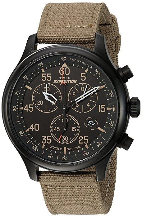 9f81f38174d Relogio Timex Expedition Cronografo T49905 tn Frete Gratis - R  399 ...