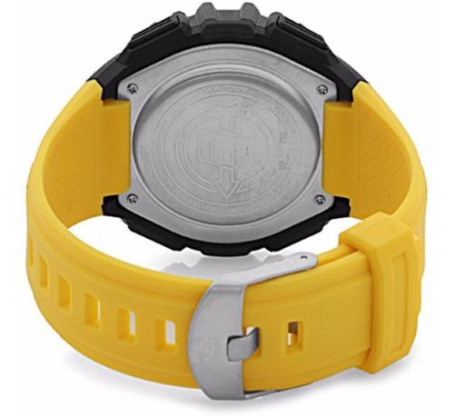 relógio timex expedition shock t49974ww/tn + nfe