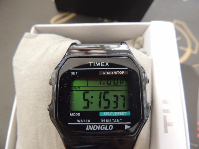 a0e664b8787 Relógio Timex Heritage Preto - R  345