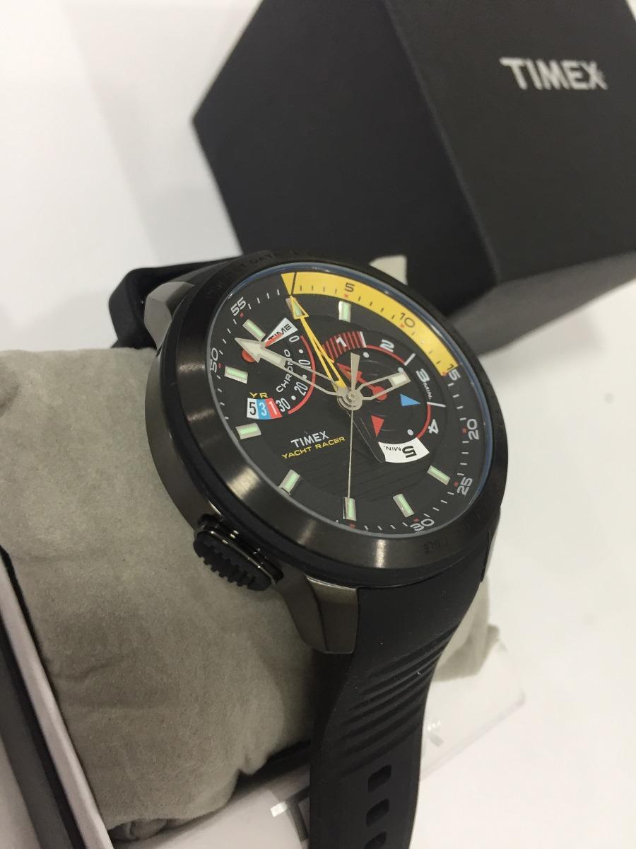 6de6b3e91172 relógio timex intelligent quartz tw2p44300w tn yacht racer. Carregando zoom.