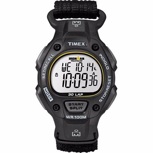 52d4c0e0298b0 Relógio Timex Ironman 30 Lap Triathlon T5k693wkl tn - R  219,00 em ...