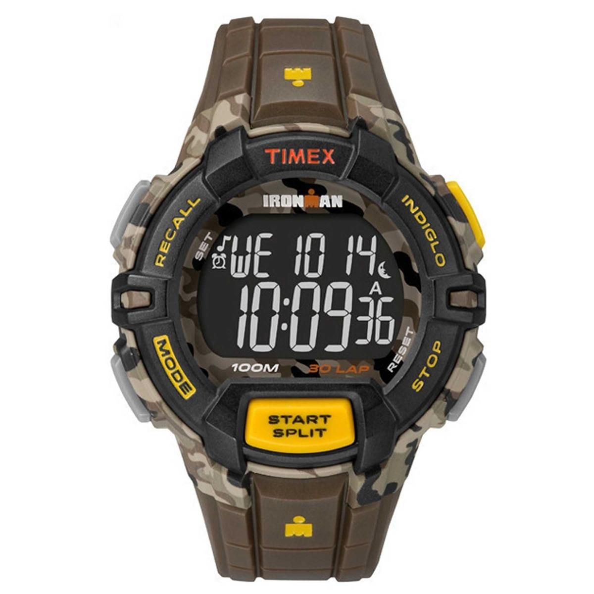 eb7d83782419 relógio timex ironman digital masculino tw5m02100ww n. Carregando zoom.