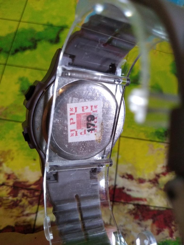 7ddc5f0b47b relógio timex ironman triathlon original antigo sem uso. Carregando zoom.