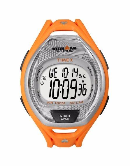 d28652d75512c Relógio Timex Ironman Triathlon T5k512 Wkl tn 50 Lap 10 Atm - R  259 ...