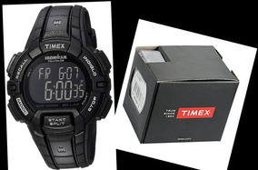 33483419334a Relojes Timex Ironman Triathlon Shock Solar Power - Relógios no ...