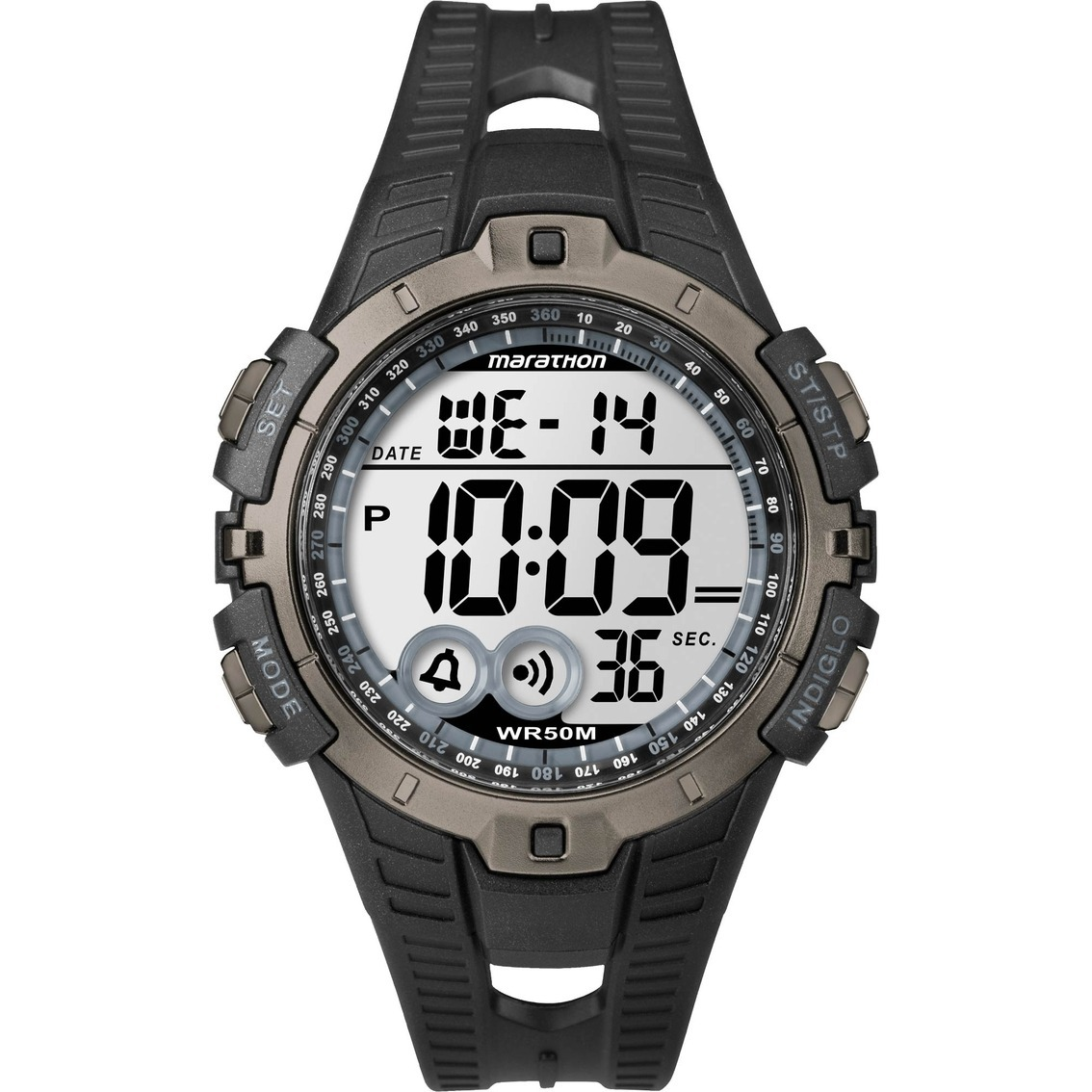 de05758c9deef Relógio Marathon - Timex Digital Masculino T5k802ww tn - R  159