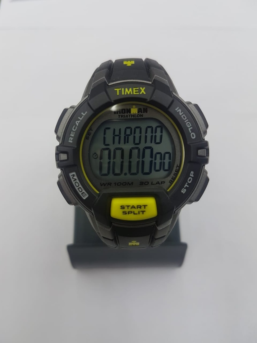 004b9118e127 Relógio Timex Masculino Ironman T5k790wkl Original E Barato - R  299 ...