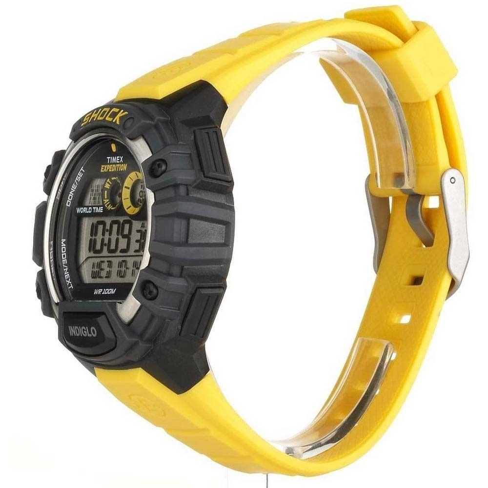 45904ba6558 Relógio Timex Masculino Expedition Shock T49974ww tn - R  293