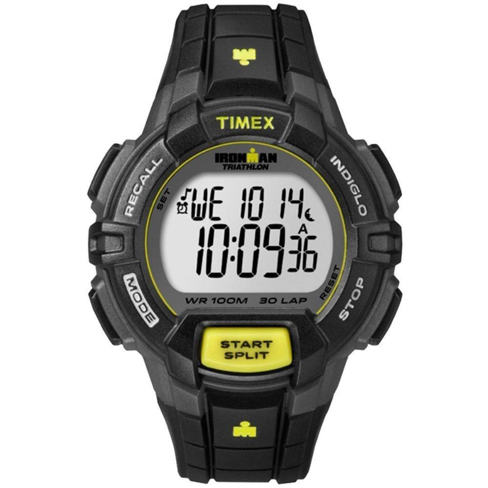 eb8f51fe586d relógio timex masculino ironman t5k790wkl original e barato. Carregando  zoom.