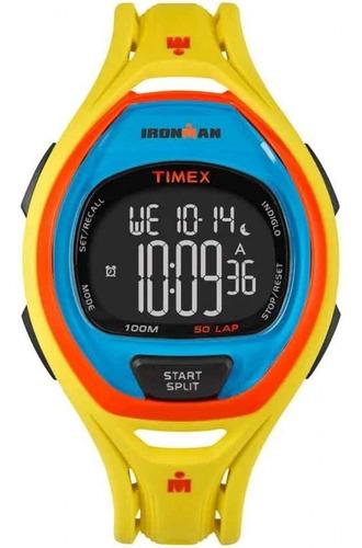 relógio timex masculino ironman tw5m01500ww/n