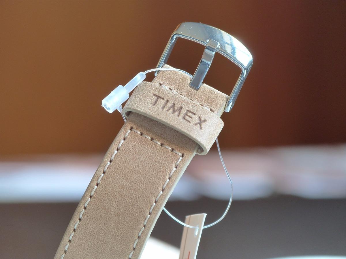 8681de8e39f relógio timex originals tw2p84200ww n pulseira de couro. Carregando zoom.