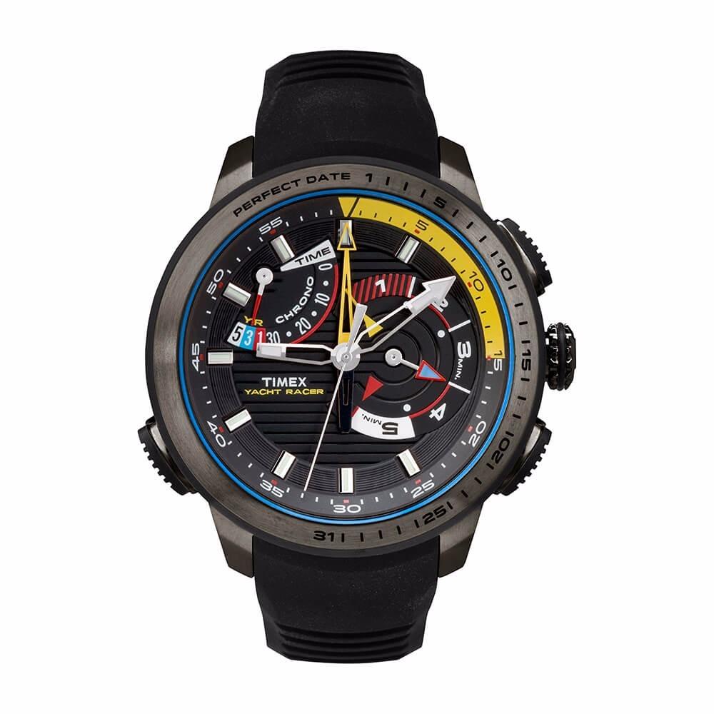 f4d7638d0be Relógio Timex Heritage Tw2p95500ww n Preto Relógio Timex Yac - R ...