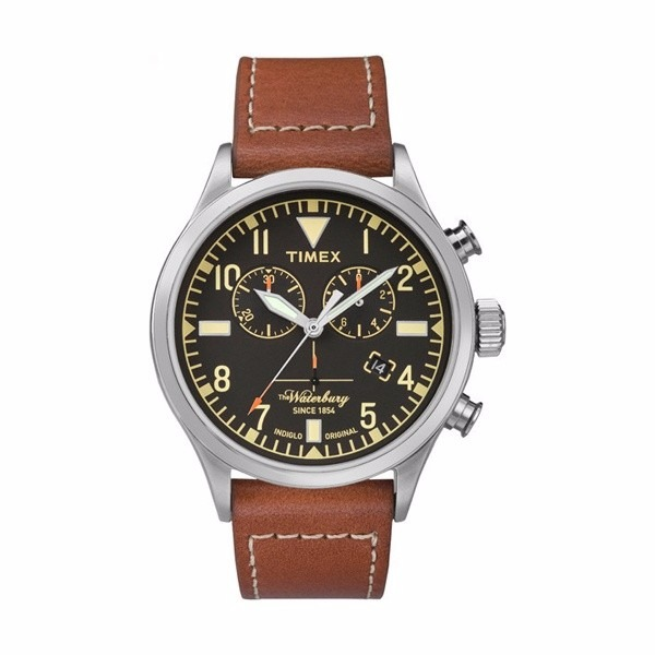 d1bedc216fad Relógio Timex Style Tw2p84300 Heritage Waterbury - R  469