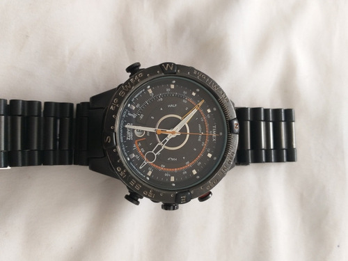relógio timex tábua de maré temperatura bússola