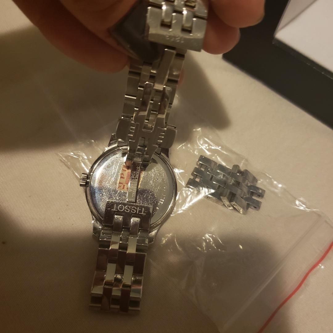 7652ee1e9e0 Relógio Tissot 1853 Com Garantia