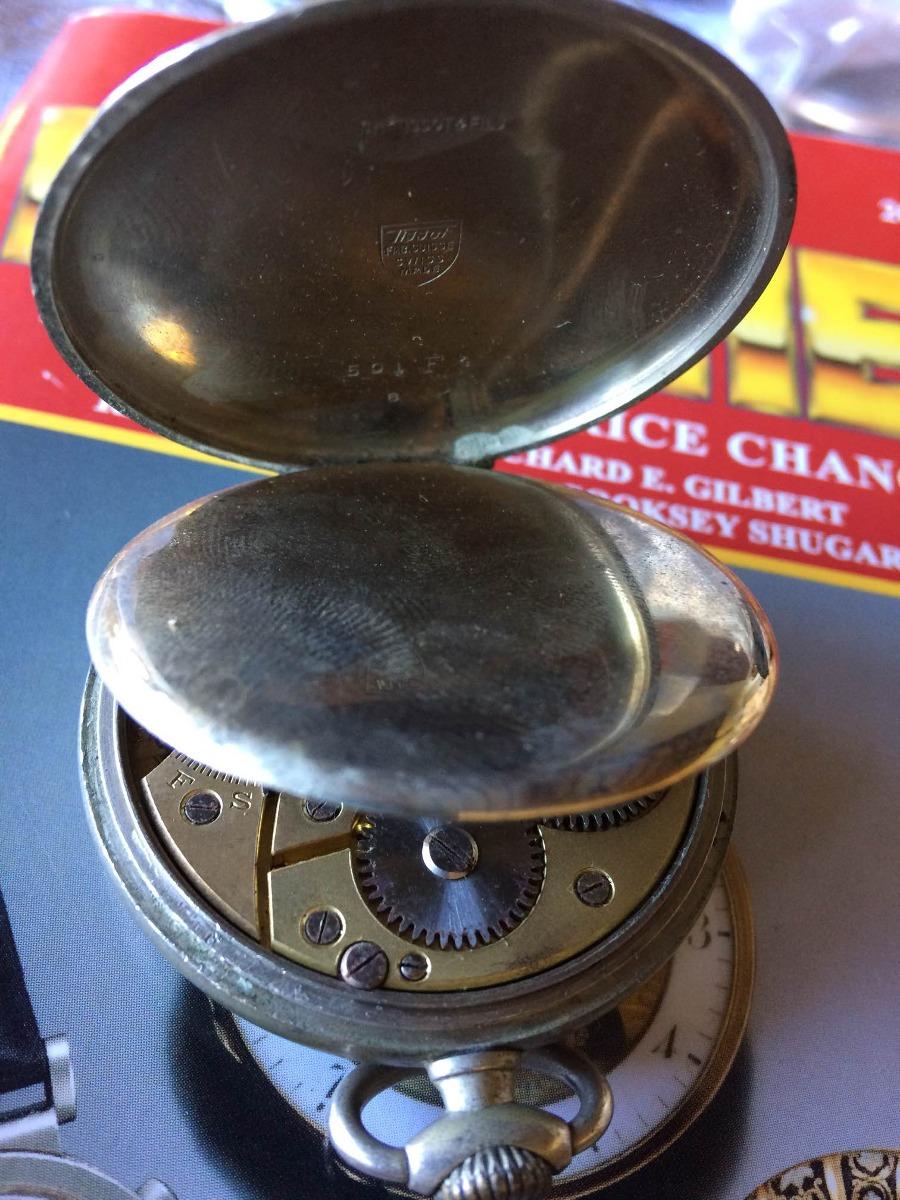 bca3542349f relógio tissot bolso de coleção( parado) canaldorelogio 079. Carregando  zoom.