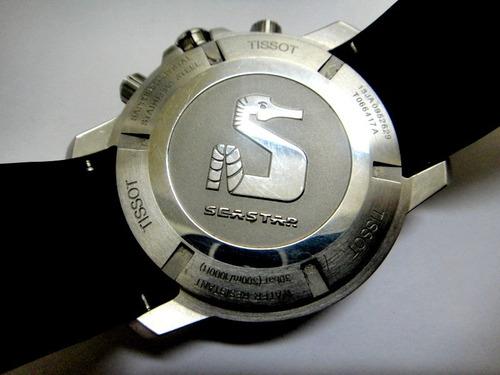 relógio tissot chronograph