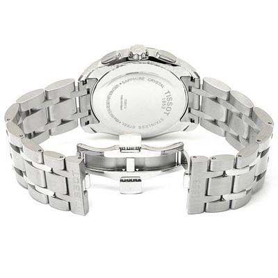 85df7f5c4e3 Relógio Tissot Couturier T035.617.11.031.00 Branco Original - R ...