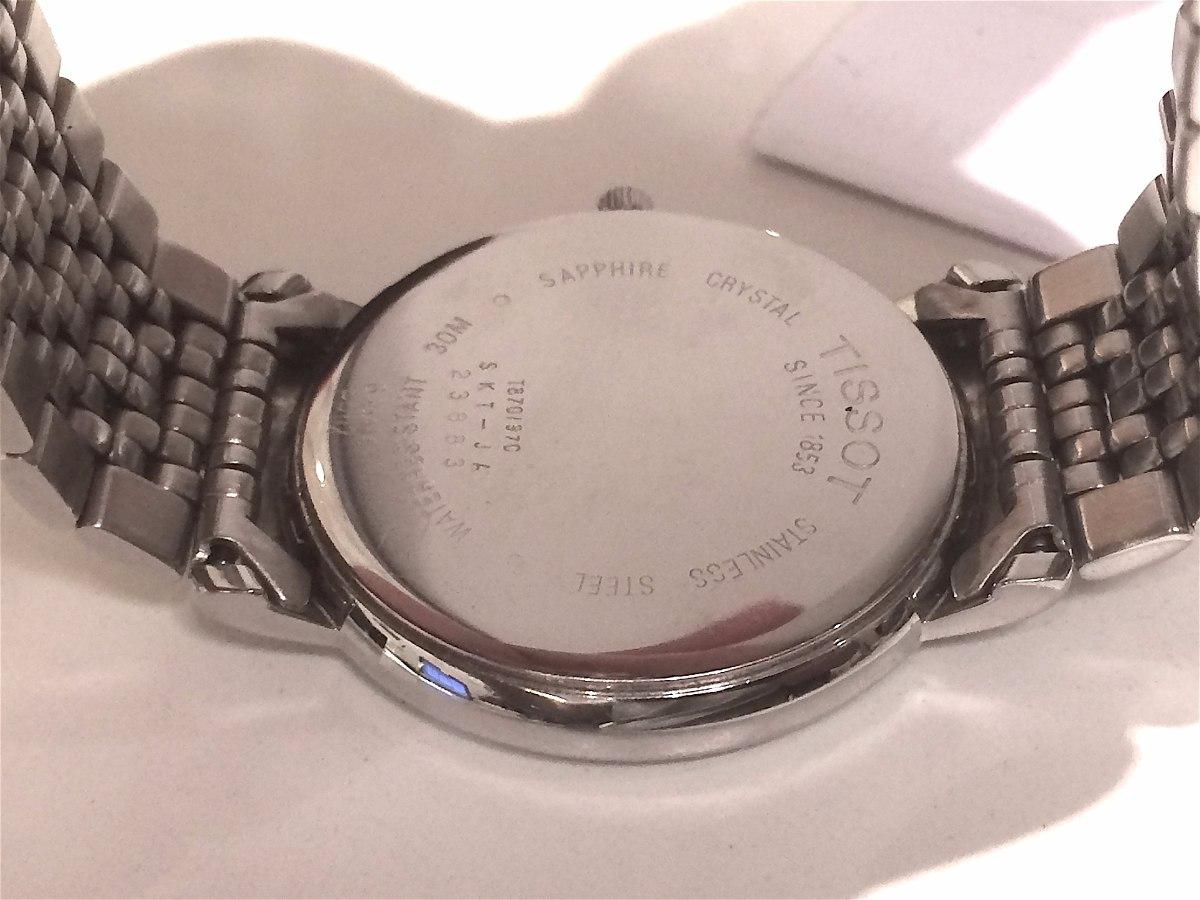 4073074b001 relógio tissot fino slim social veja também t-touch rigmary. Carregando  zoom.