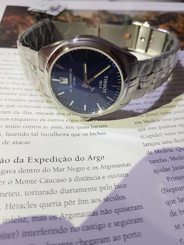 relógio tissot masculino