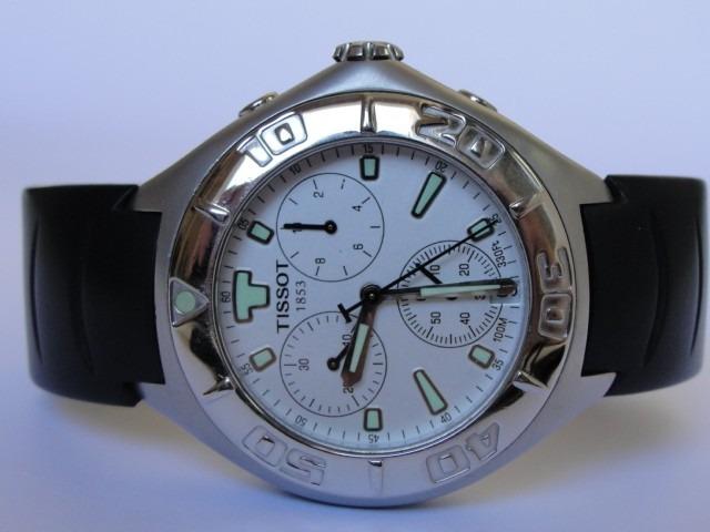 4e9ec4f1569 Relógio Tissot Mod  Atollo - Masculino - Original - R  780