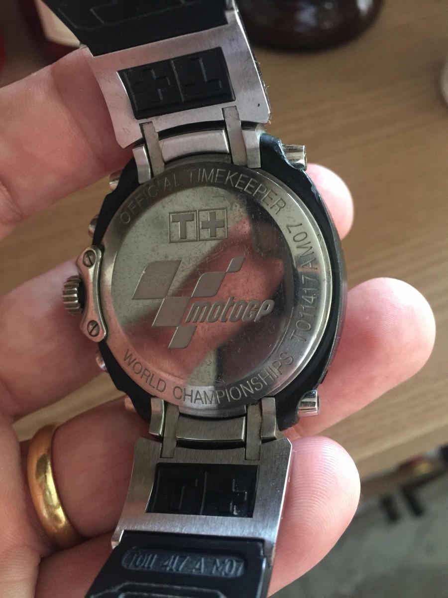 c4180c9b0a0 relógio tissot moto gp - original. Carregando zoom.
