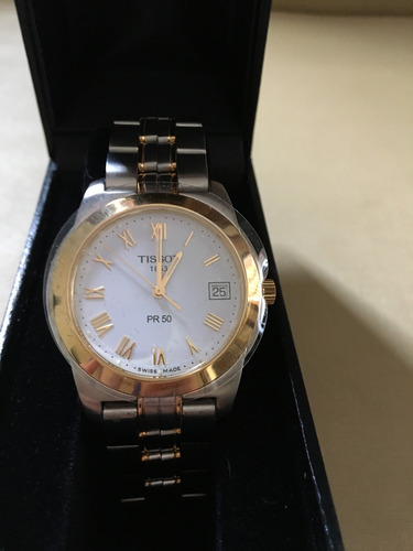 relógio tissot pr50