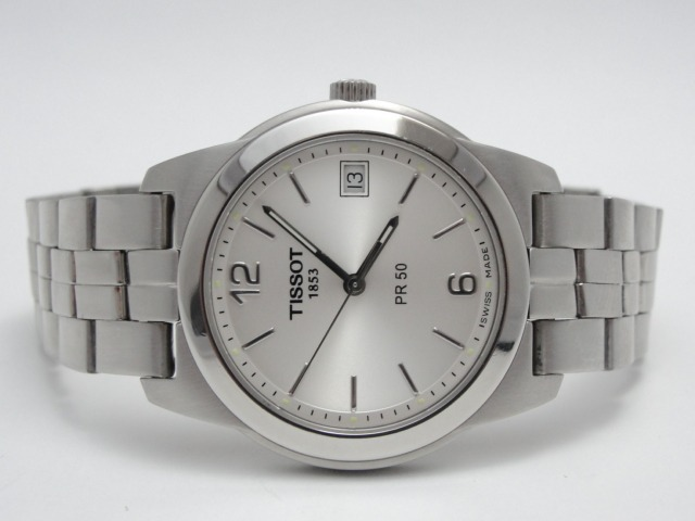 03128ff5c48 Relógio Tissot Pr50 - Swiss Made - Mod  J376   476 - R  980