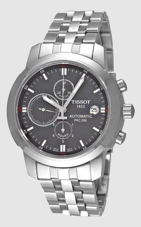 1c207758627 Relógio Tissot Prc 200 Automático Ref  T014.427.11.081.00 - R  3.400 ...