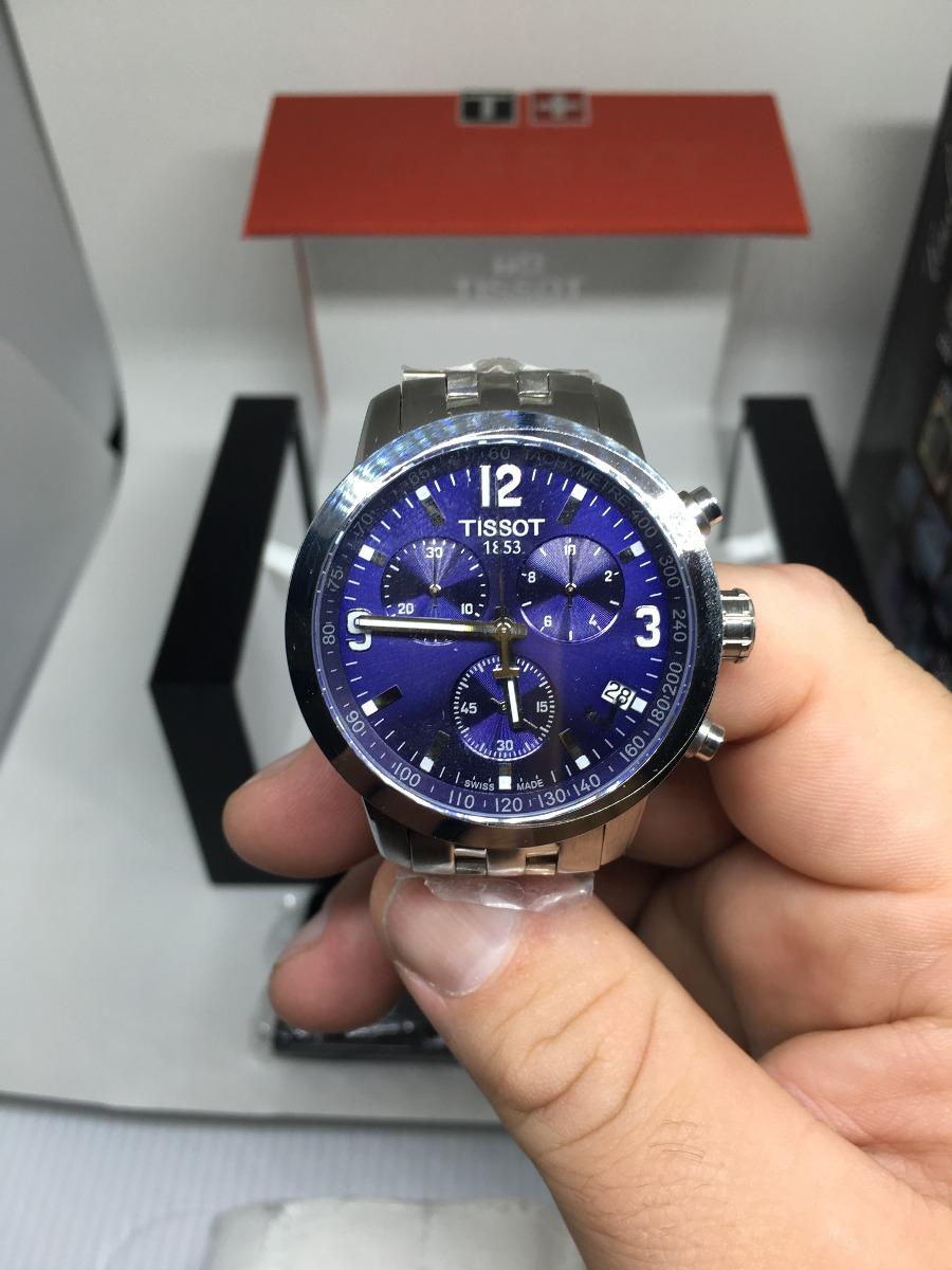 591ba7674ab Relógio Tissot Prc 200 Azul - Eta - Original - 12 X S juros - R ...