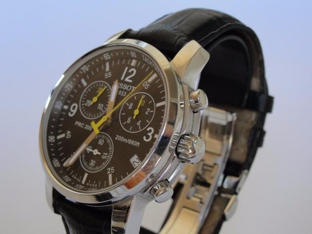 6929f29aac5 Relógio Tissot Prc 200 Sport - Swiss Made -100% Original - R  920