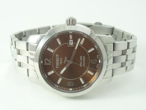 relógio tissot prc 200 - t014.410.1 a - 100% original