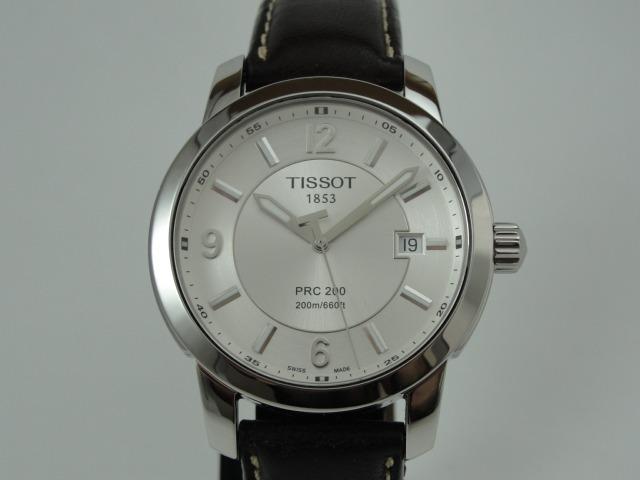 4393863b48a Relógio Tissot Prc 200 - T014.410.16.037.00 - Original - R  860