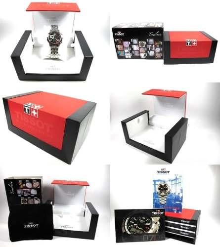 8c4422cfd0f Relógio Tissot Prc 200 T17.1.586.42 Azul Aço 40mm Original - R ...