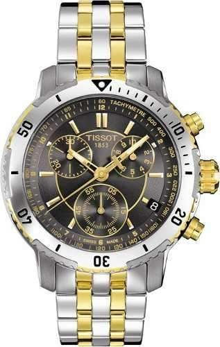 b4fbb0533fe Relógio Tissot Prs 200 T067.417.11.051.00 Grafite Original - R ...