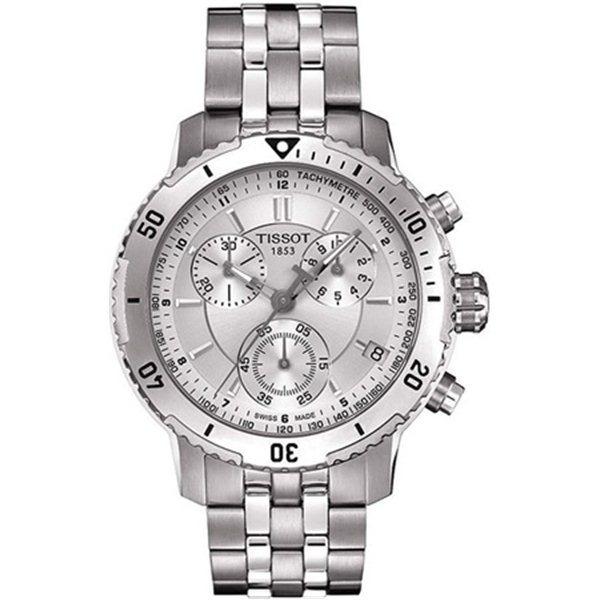 5335edee690 Relógio Tissot Prs 200 T0674172203100 Misto Prata Dourado - R  1.199 ...