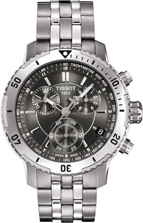 ffda0d8a764 Relógio Tissot Prs 200 T0674172203100 Misto Prata Dourado - R  1.199 ...