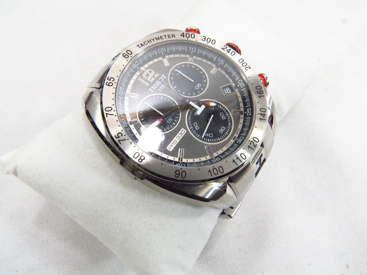 a29d7910a22 relógio tissot prs 330 original 100% - cronógrafo suíço. Carregando zoom.