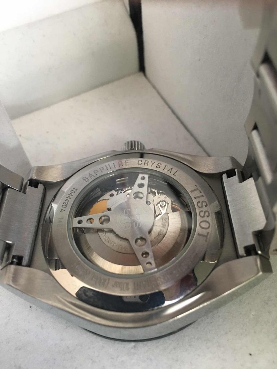 48edf87da71 relógio tissot prs 516 automático zero na caixa completo. Carregando zoom.