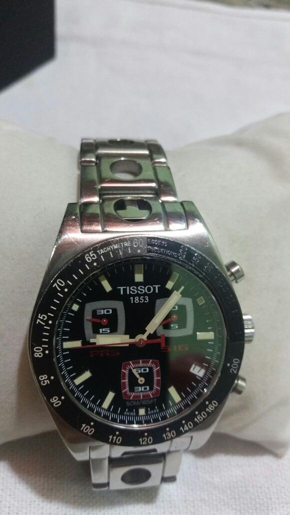 4f73873f6aa Relogio Tissot Prs 516 Original Maquina Suíça Eta