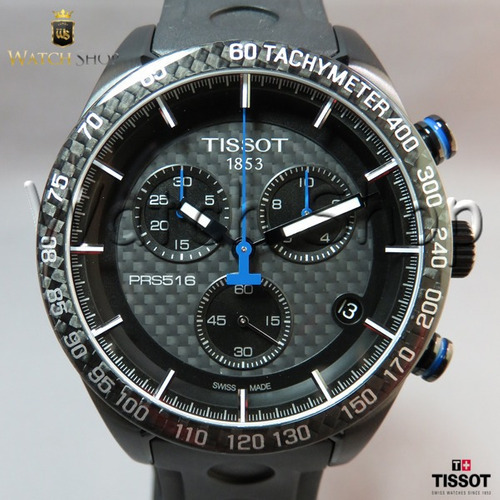 relógio tissot prs 516 t100417 comprovação de autenticidade
