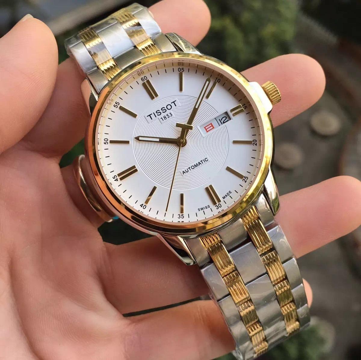 c53d91a1864 relógio tissot prs automático 1853 novo lacrado no plástico. Carregando  zoom.