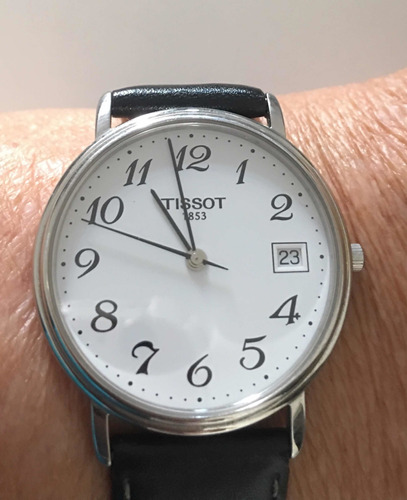 relógio tissot quartzo
