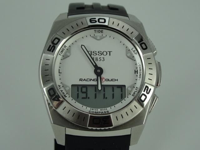 309a45fe34c Relógio Tissot Racing Touch - Swiss Made - Original - R  1.400