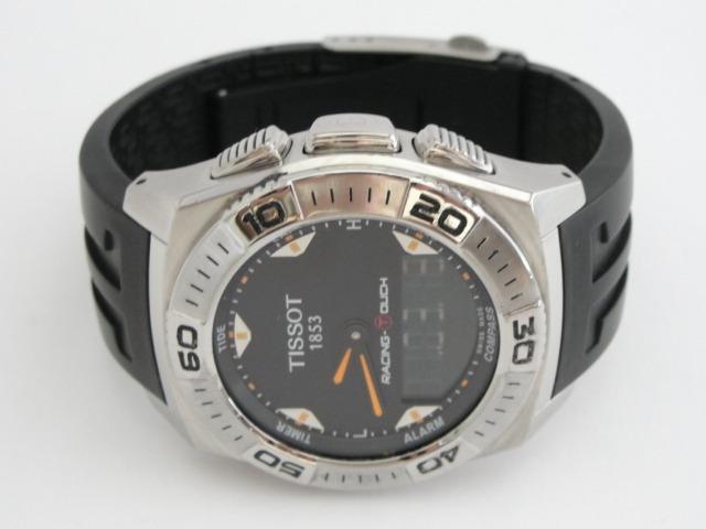 0e370280345 Relógio Tissot Racing Touch - Swiss Made - Original - R  1.950
